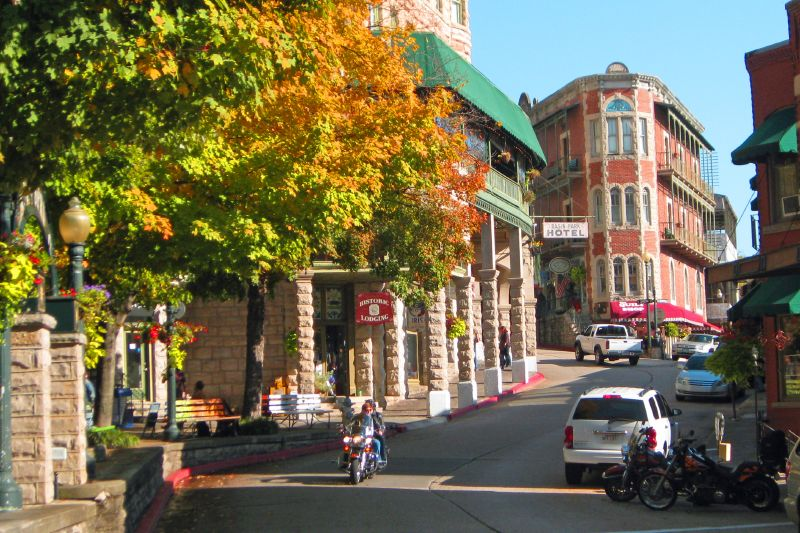 eureka-springs 10 Special, Small Southern Towns