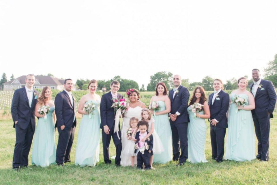 wedding photo two