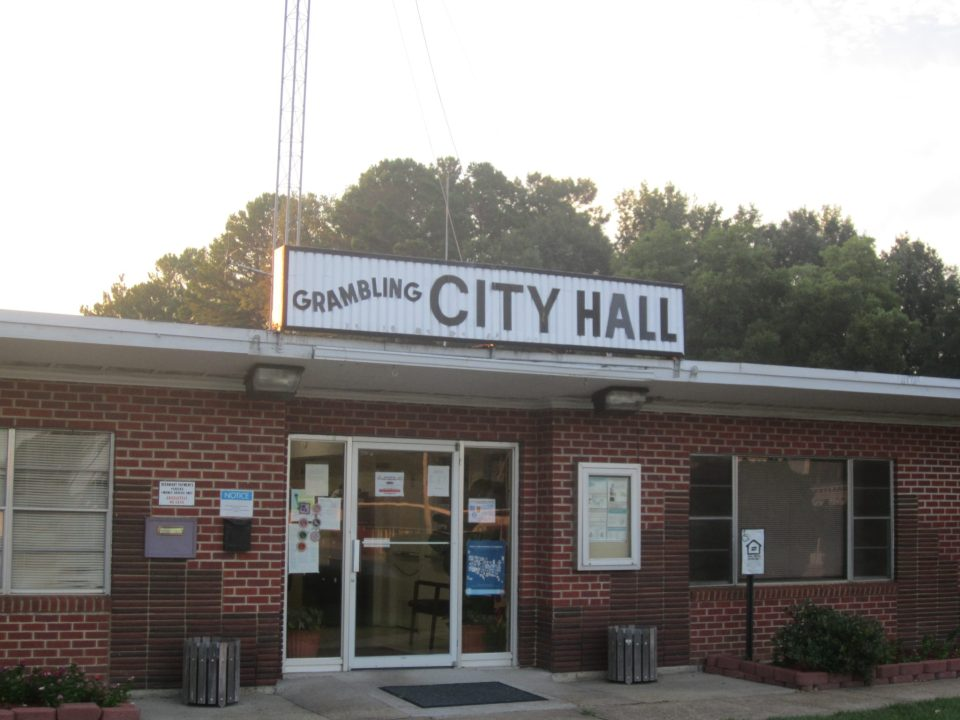Grambling_LA_City_Hall_IMG_0085-960x720 5 Small Southern Towns with HBCUs to Visit