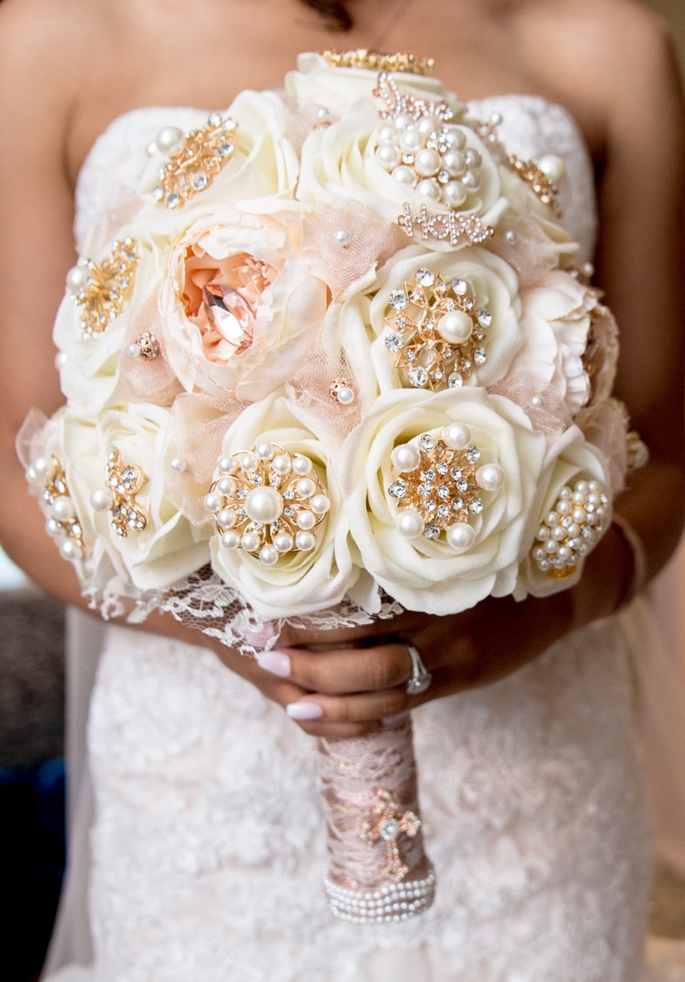 """IMG_2239-960x1377 Virginia College Sweethearts Say """"I Do"""" with Blush and Rose Gold"""
