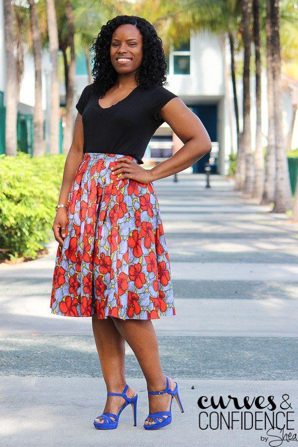 shea 10 Black Southern Belle Bloggers