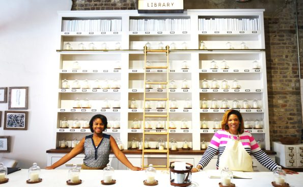 Img_Candle_Class-595x368 5 Ways to Enjoy a Girlfriend Getaway in  Charleston, SC by Erica J