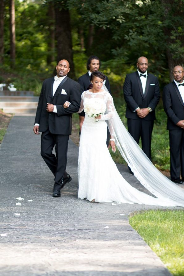 Masons-32-595x893 3 Reasons to Love an Outdoor Wedding in North Carolina
