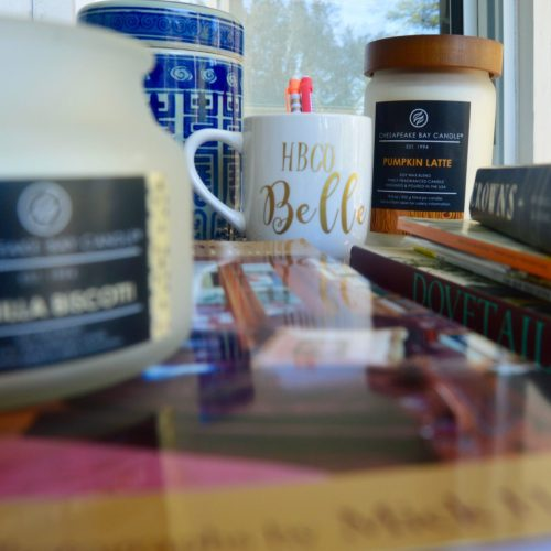 3 Ways to Style Candles Powered by Chesapeake Bay Candle 6
