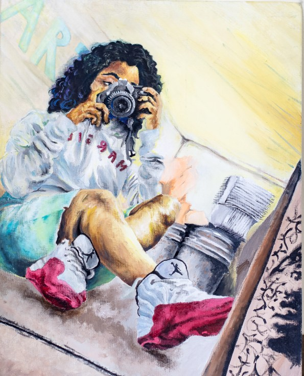 Jays-595x736 Story Behind a Southern, HBCU Visual Artist