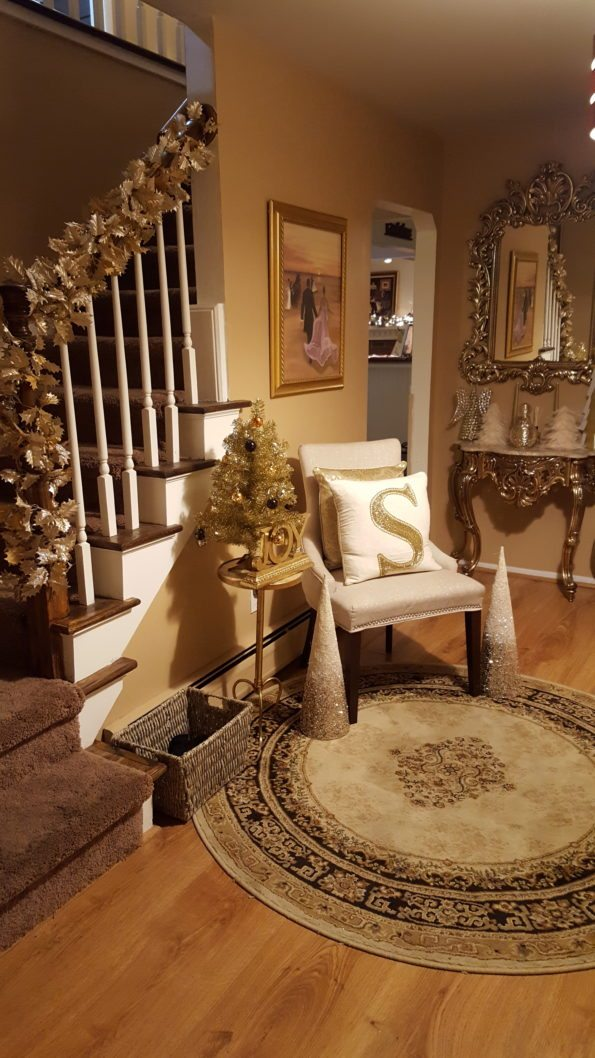 20161201_185234-e1482452033623-595x1058 20 Tips for Black Southern Belle Holiday Decor