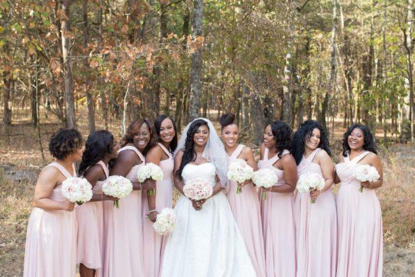 Melanie-Grady-Photography-Narkeita-and-Ivan-209-595x397 Blush Bridal Bliss in Nashville, TN