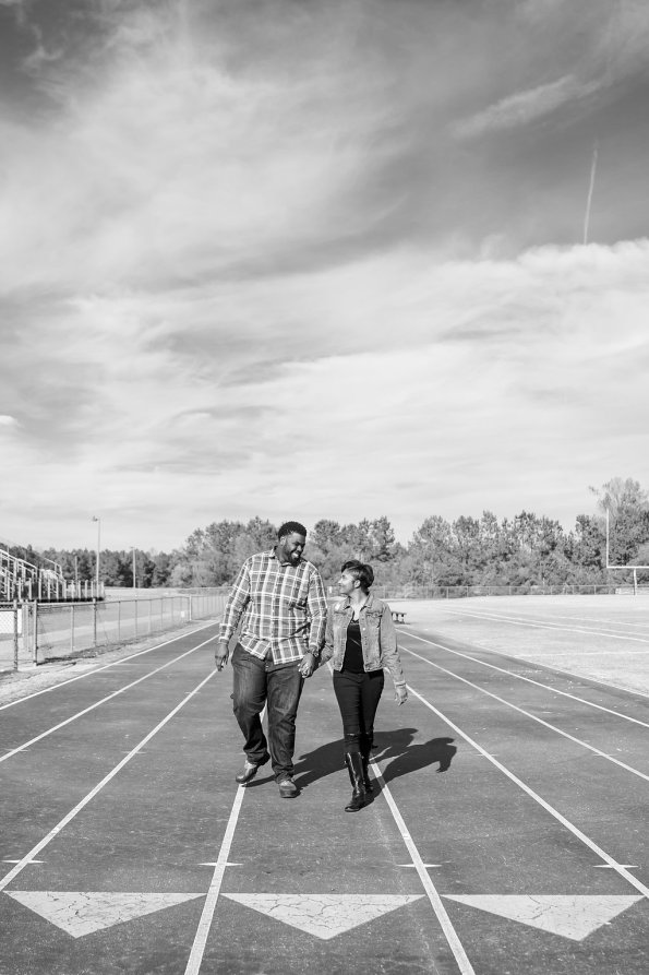TaylorKwame-19-595x893 Georgetown, SC Engagement Session
