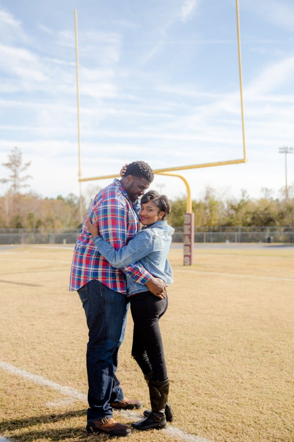 TaylorKwame-23-595x893 Georgetown, SC Engagement Session