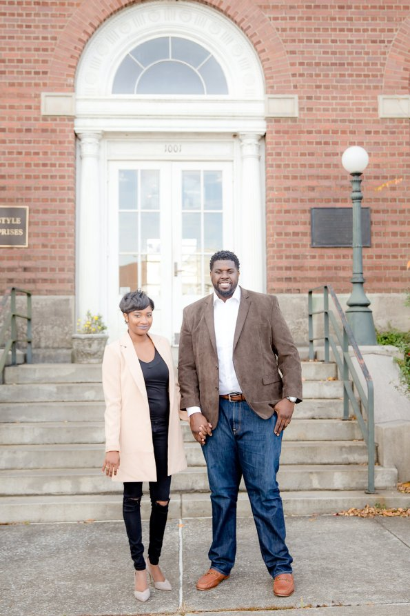 TaylorKwame-36-595x893 Georgetown, SC Engagement Session