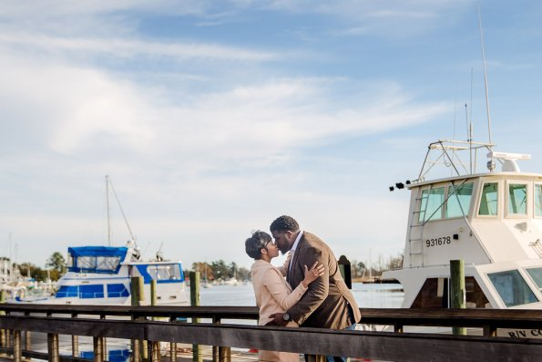 TaylorKwame-47-595x397 Georgetown, SC Engagement Session
