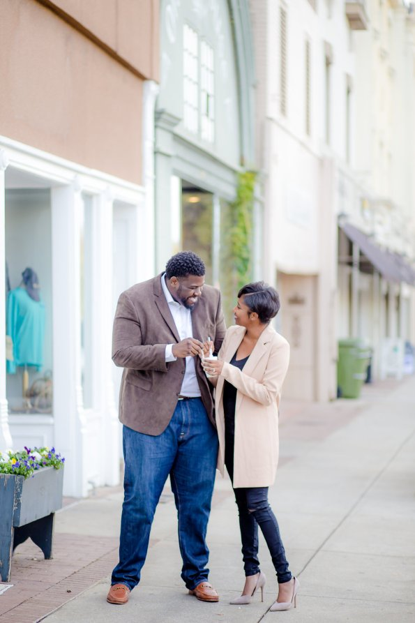TaylorKwame-57-595x893 Georgetown, SC Engagement Session