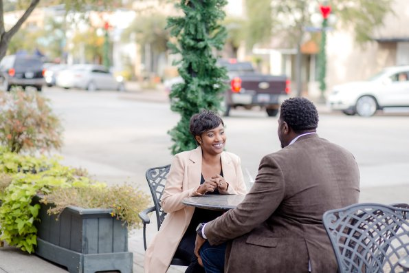 TaylorKwame-60-595x397 Georgetown, SC Engagement Session
