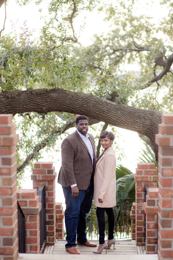 TaylorKwame-61-595x893 Georgetown, SC Engagement Session