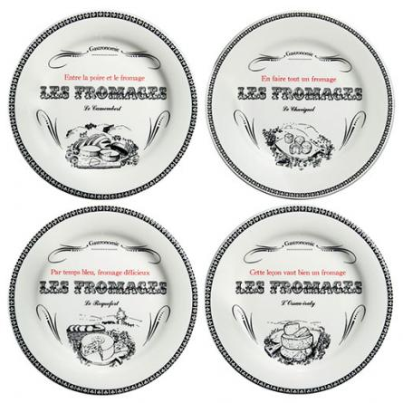 cheese-plates-set-4-gastronomie-445px-491px Holiday Gifts for the Tastemaker in Your Life