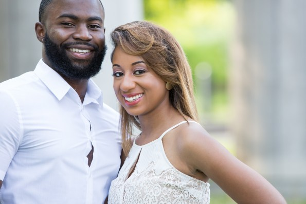 Amber-and-Adrian-Engagement-0001-1-595x397 Fisk University Love Engagement Session