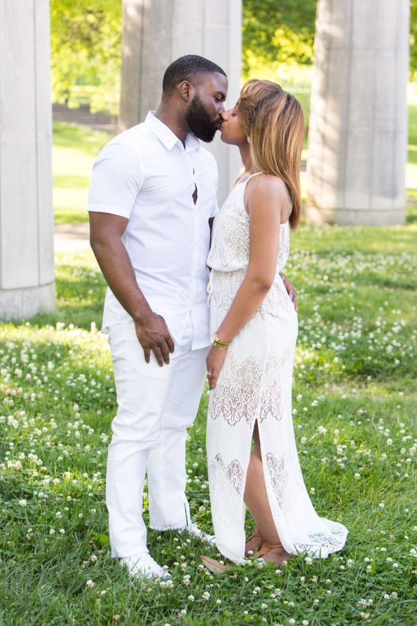 Amber-and-Adrian-Engagement-0008-595x893 Fisk University Love Engagement Session