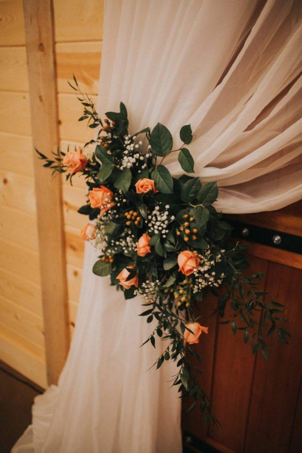 047A8595-595x893 Jackson, TN Chic Barn Wedding