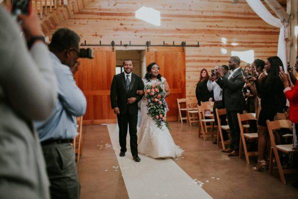 047A8716-595x397 Jackson, TN Chic Barn Wedding