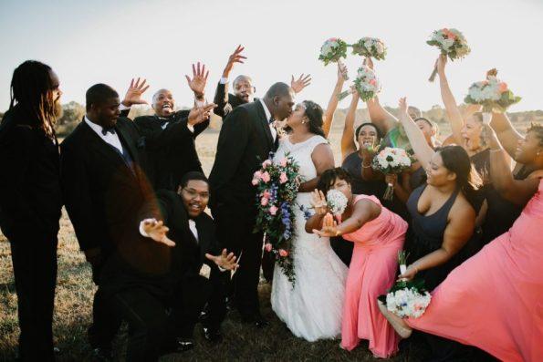 047A9012-595x397 Jackson, TN Chic Barn Wedding