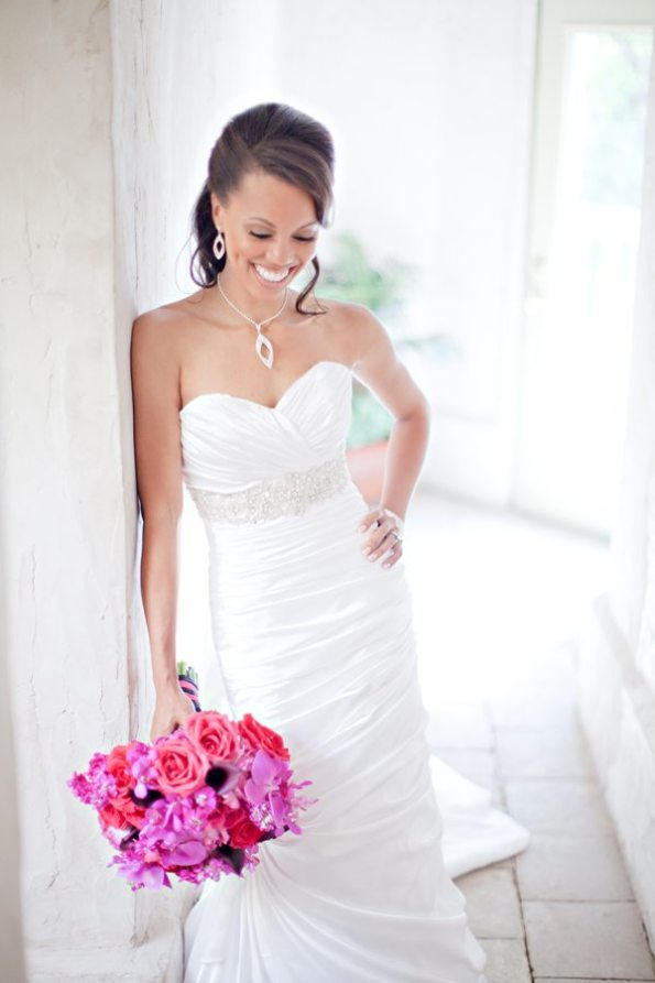 20VillaAntoniaWeddingBrittanyandKeithbyIvyWeddings-595x893 Romantic Texas Villa Nuptials