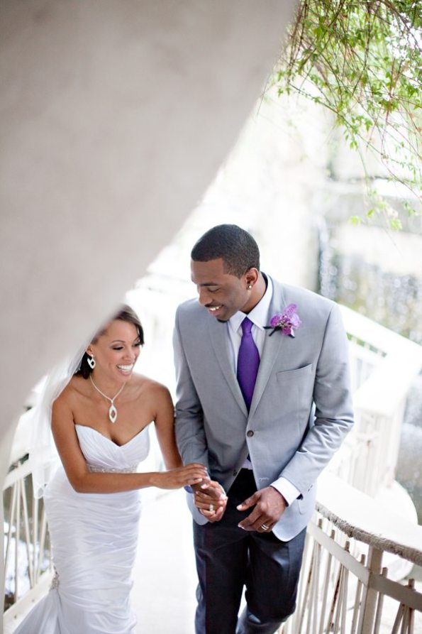 54VillaAntoniaWeddingBrittanyandKeithbyIvyWeddings-595x893 Romantic Texas Villa Nuptials