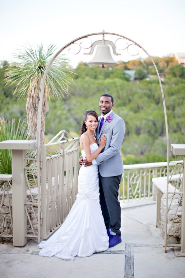67VillaAntoniaWeddingBrittanyandKeithbyIvyWeddings-595x893 Romantic Texas Villa Nuptials