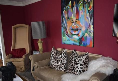 Celeste Alexander, Atlanta-Based Interior Designer Bringing Home Decor Up South