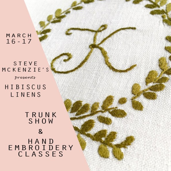 embroidery-class-595x595 3 Reasons to Love Monograms from Jill Mckenzie