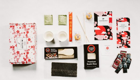 International_Sushi-595x340 DIY Date Nights for The Ones You Love by Datebox