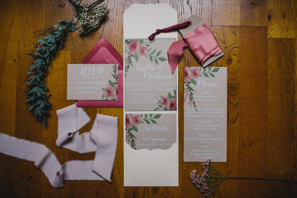 10 Types of Stationery for A Black Southern Belle Bride and Groom