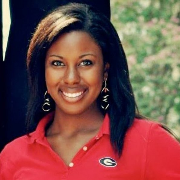 Collette-Toney-Headshot-595x595 Snellville, GA Native Shares her Passion for the South, Monograms and UGA