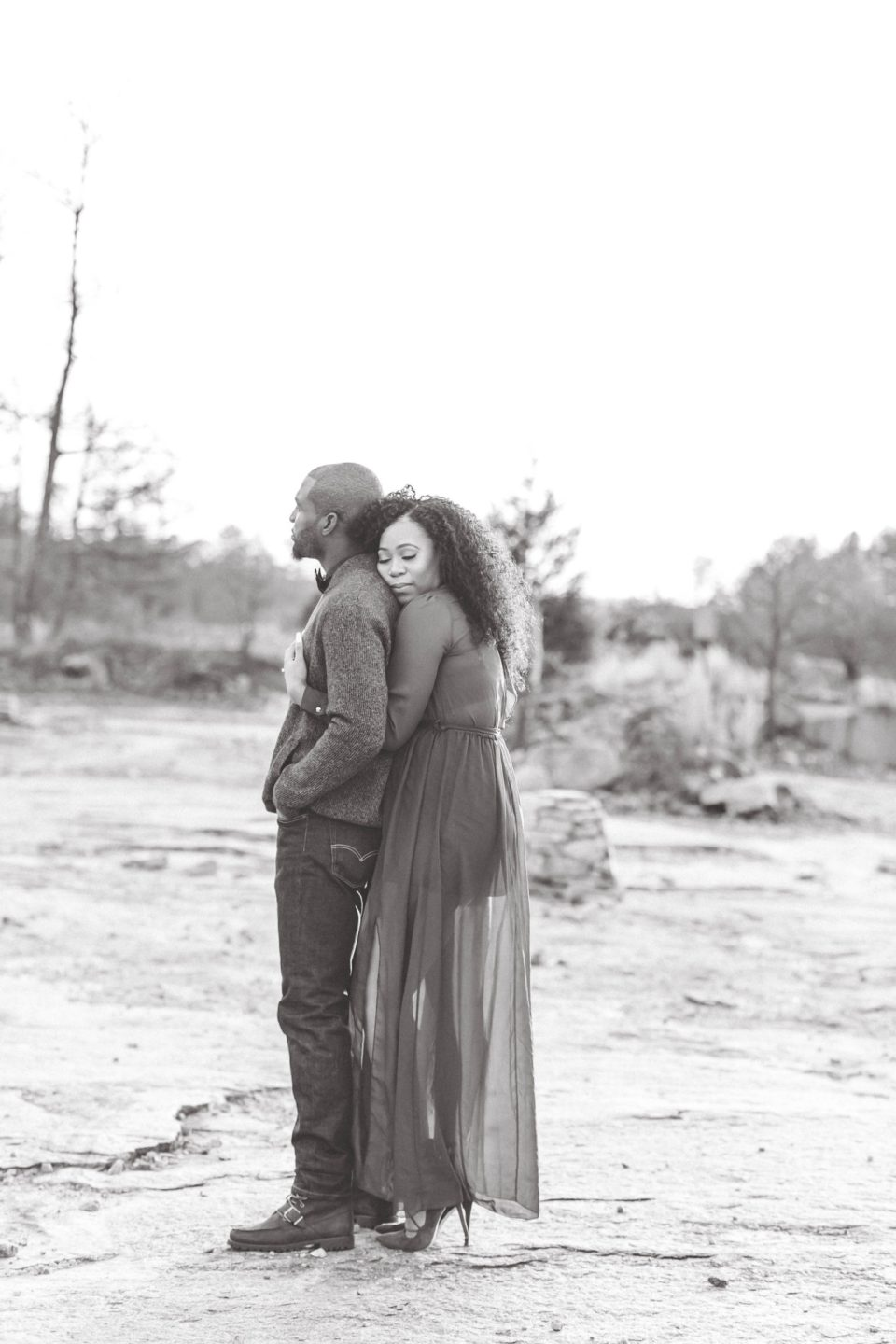 HE7A8119-42-960x1440 Atlanta, GA Outdoor Engagement Shoot