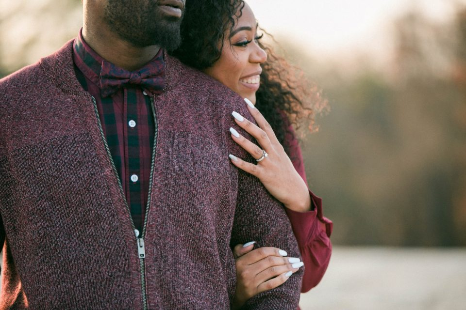 HE7A8143-53-960x640 Atlanta, GA Outdoor Engagement Shoot