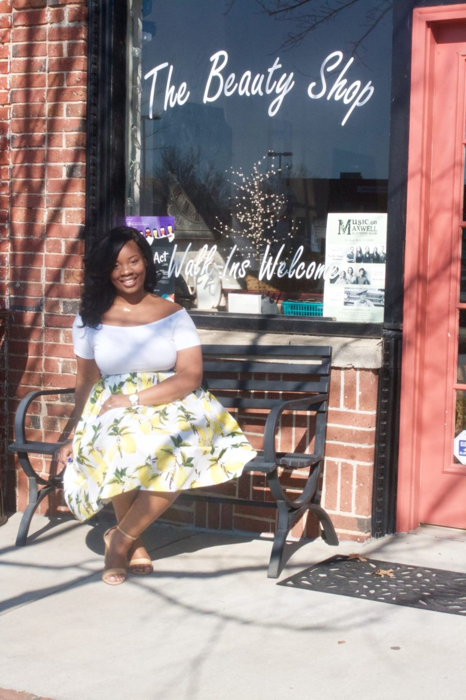 Columbia, SC Belle of Fashion and 5 Go to Restaurants