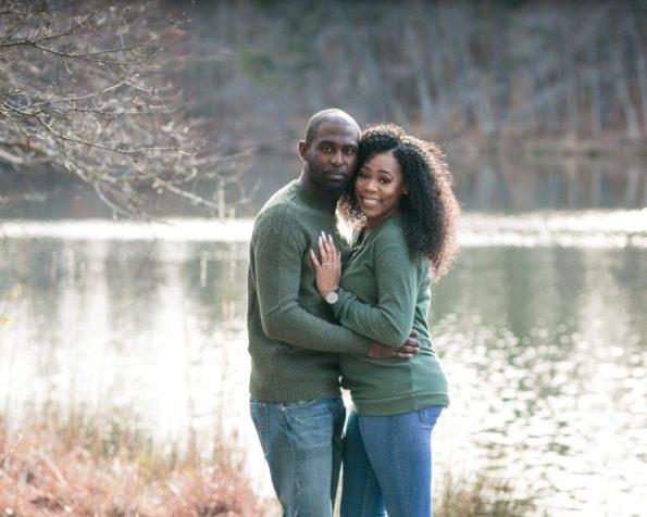 KD173820-595x476 Atlanta, GA Outdoor Engagement Shoot