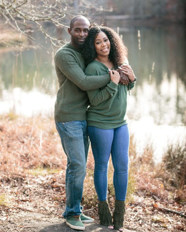 KD173840-595x744 Atlanta, GA Outdoor Engagement Shoot