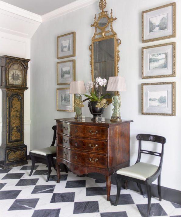 Entry_JackyeLanham-595x714 10 Southern Decor Favorites from the Southeastern Designer Showhouse