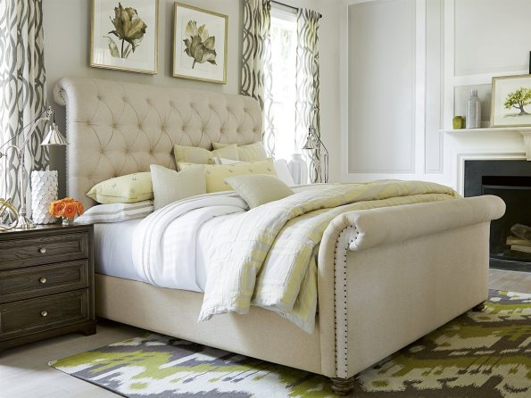 Image-1--595x446 5 Tips for Classic Southern Bedroom Style from LuxeDecor