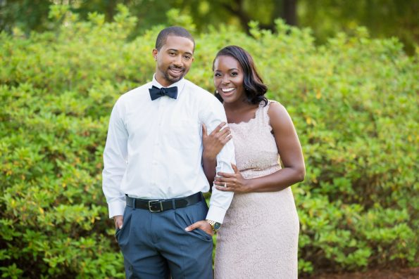 Morgan-Quinton-Engagement-8-595x397 Bennett Belle Meets Her Prince Charming in South Carolina