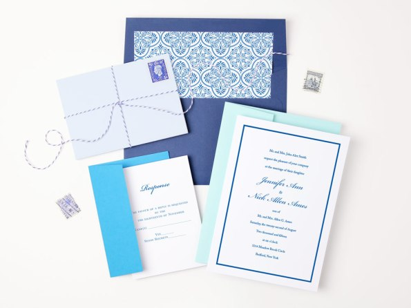 basic_invite_1-595x446 5 Tips for Choosing Your Wedding Stationery Powered by Basic Invite