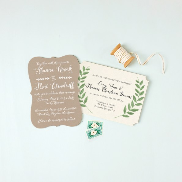basic_invite_33-595x595 5 Tips for Choosing Your Wedding Stationery Powered by Basic Invite