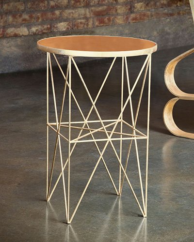 3g-bigsidetable-gold.400.1 13 Favorite Items for Decorating Your Home Office