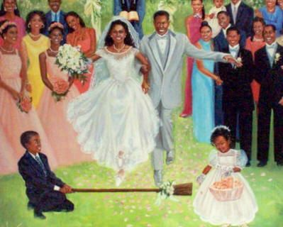 Jumpin-Broom 20 Images of Black Art We Love