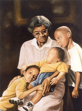 Tim-HInton-Grandmas-Hands 20 Images of Black Art We Love