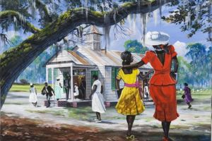 frican_American_Church_Art2-300x200 The Black Southern Belles Behind Forsyth Seafood in Winston-Salem, NC