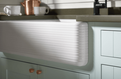 ApronSink-1 Modern Farmhouse Kitchen Inspiration from Kohler