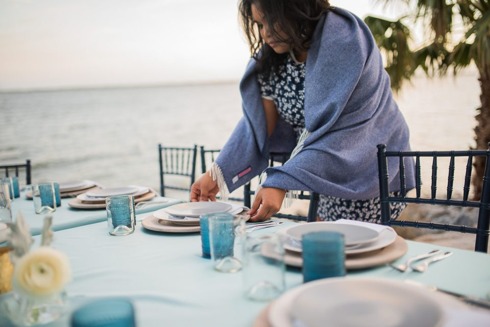 5 Tablescape Essentials for a Beach Inspired Party