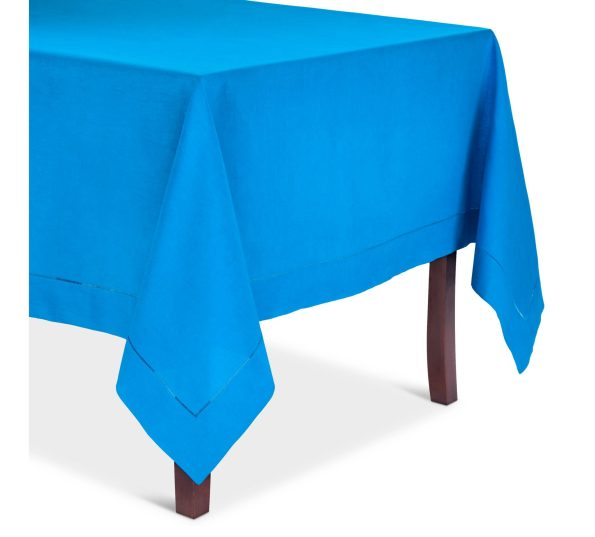TargetTablecloth-595x537 5 Tablescape Essentials for a Beach Inspired Party