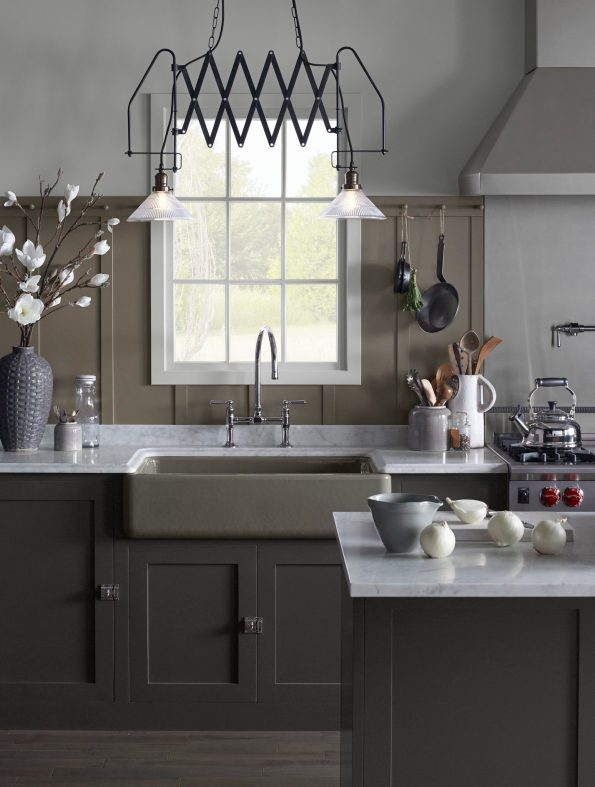 zab37055_rgb-595x787 Modern Farmhouse Kitchen Inspiration from Kohler
